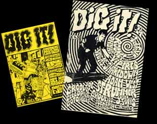 fanzine rock DIG IT !
